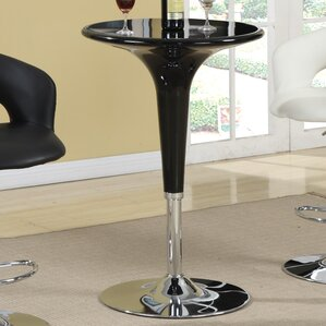 Adjustable Height Pub Table by Wildon Home ®