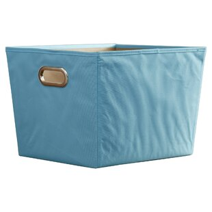 Blue Storage Boxes, Bins, Baskets U0026 Buckets Youu0027ll Love | Wayfair