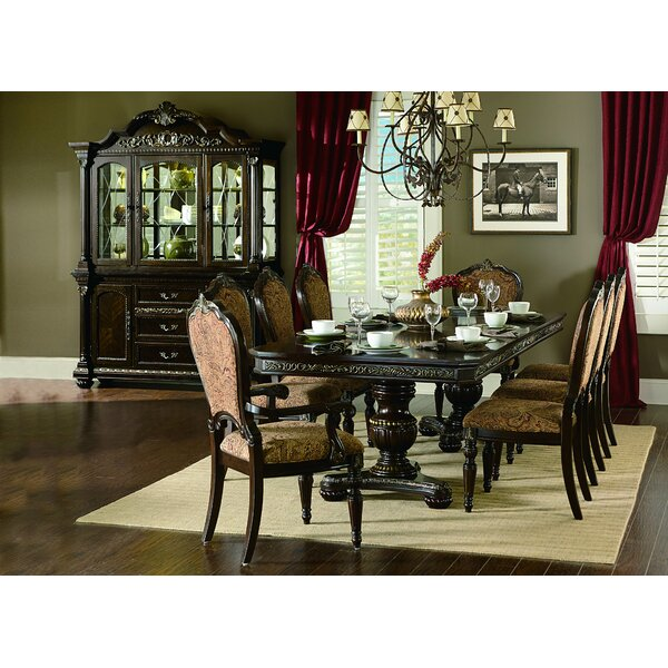 Clearwell Extendable Dining Table by Astoria Grand