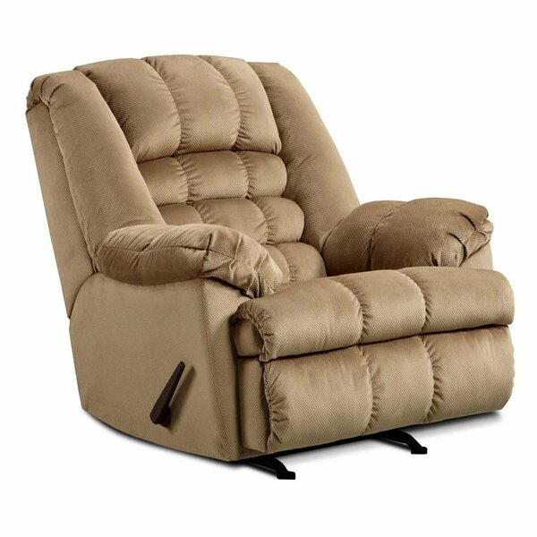 Cabela Manual Rocker Recliner by Simmons Upholster