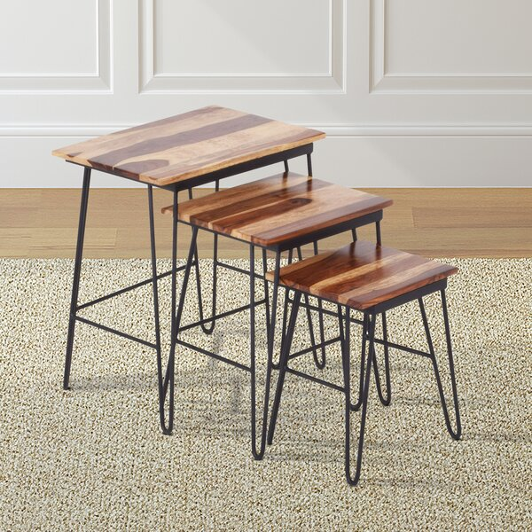 Graham Nesting Tables By Union Rustic