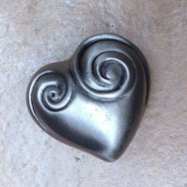 Heart Novelty Knob by D'Artefax