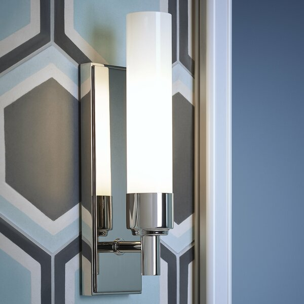 Main Line 1-Light Bath Sconce by Robern