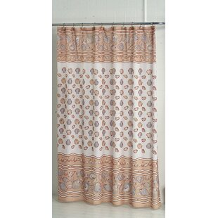 Top South Beach Shower Curtain ByCarnation Home Fashions