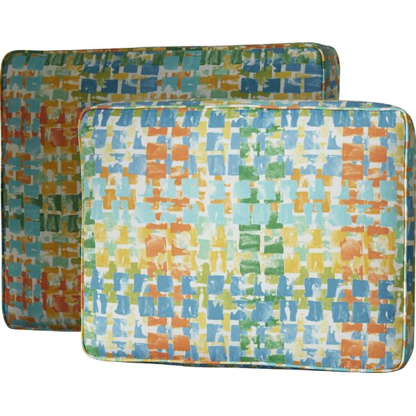 Momea Outdoor Chair Cushion by Bungalow Rose
