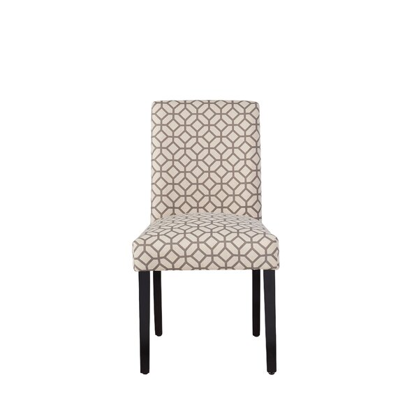 Yale Upholstered Dining Chair by Andover Mills