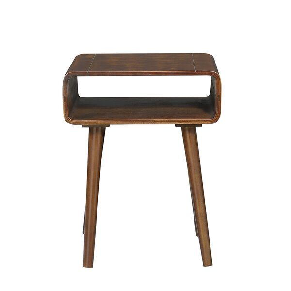 Roger End Table By George Oliver