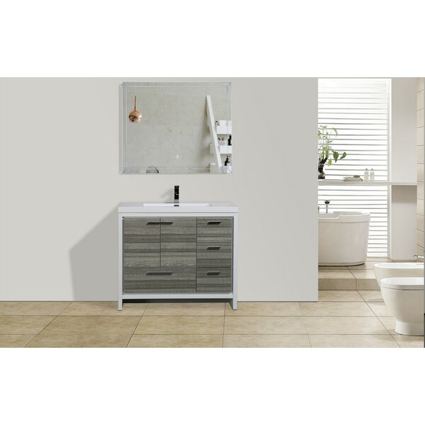 Melillo 41 Single Bathroom Vanity Set by Ivy Bronx