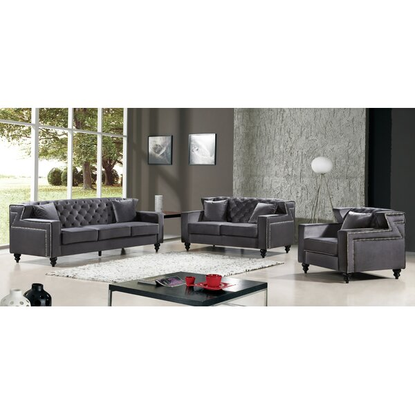 Honore Configurable Living Room Set by Willa Arlo Interiors