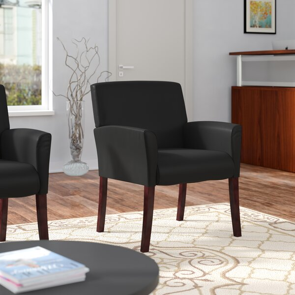 Delphi Leather Lounge Chair by Andover Mills Andover Mills™