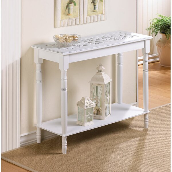 Lindy End Table By Ophelia & Co.