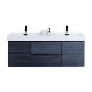 modern bathroom vanities.  Modern Bathroom Vanities Cabinets AllModern