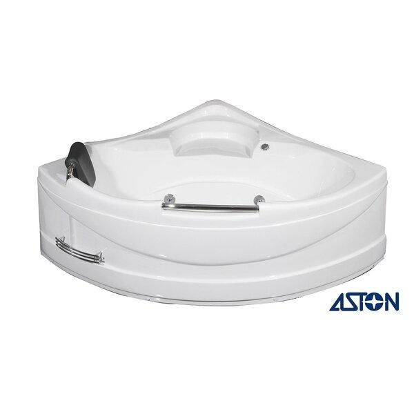 59 x 59 Whirlpool Bathtubub by Aston