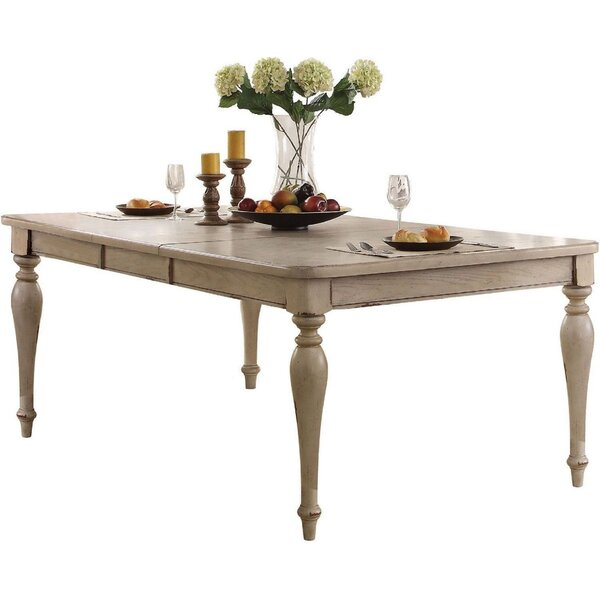Extendable Dining Table by Ophelia & Co. Ophelia & Co.