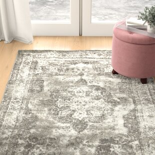 Brandt Dark Gray Area Rug by Mistana