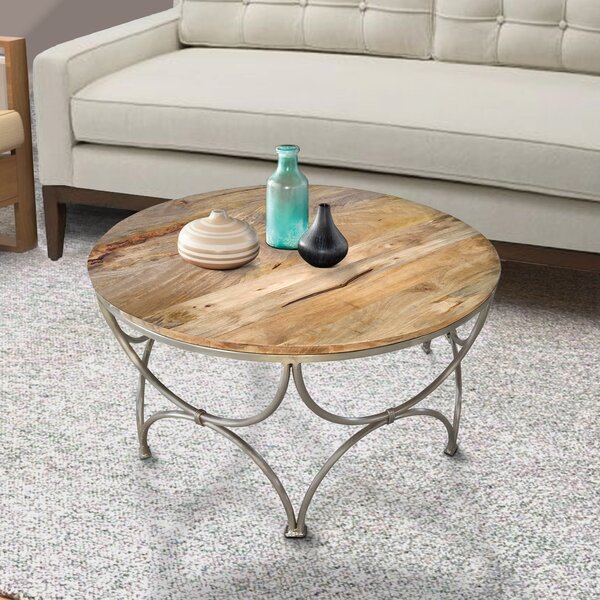 Nickole Frame Coffee Table By Bungalow Rose