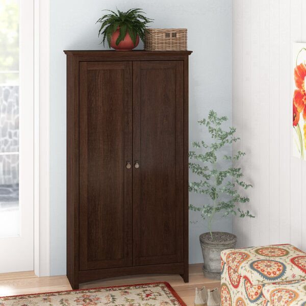 Fralick 2 Door Accent Cabinet by Darby Home Co