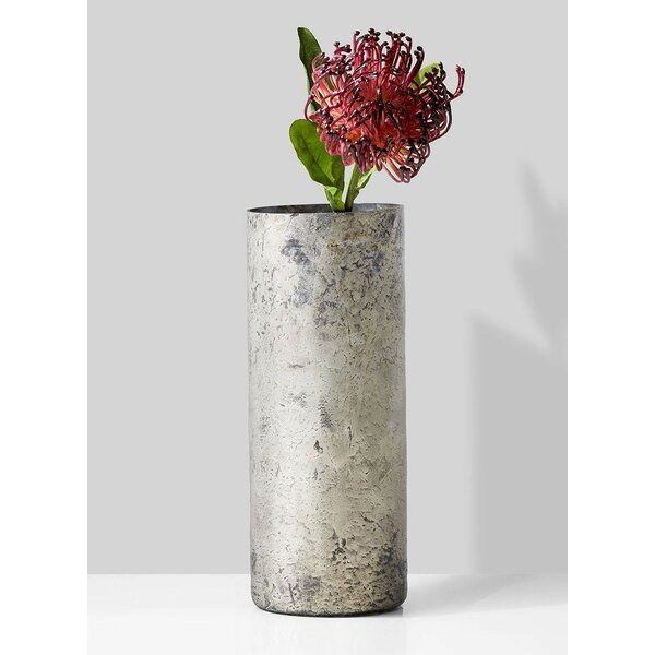 Castilla Cylinder Glass Table Vase by Union Rustic