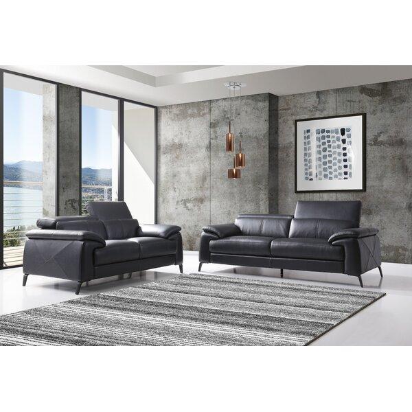 Knight Configurable Sofa Set by Orren Ellis