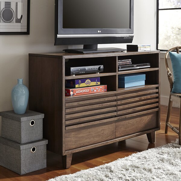 Home & Outdoor Schuster 4 Drawer Media Chest