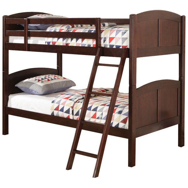 Oberon Twin over Twin Bunk Bed by Wildon Home ®