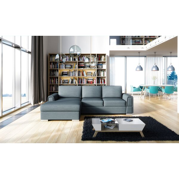 Gayton Sleeper Sectional by Orren Ellis