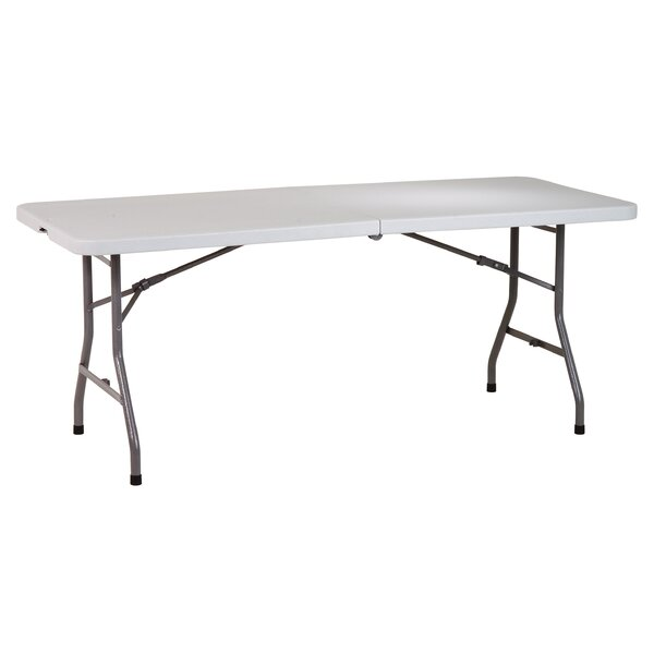 Work Smart 72 Rectangular Folding Table by Office Star Products