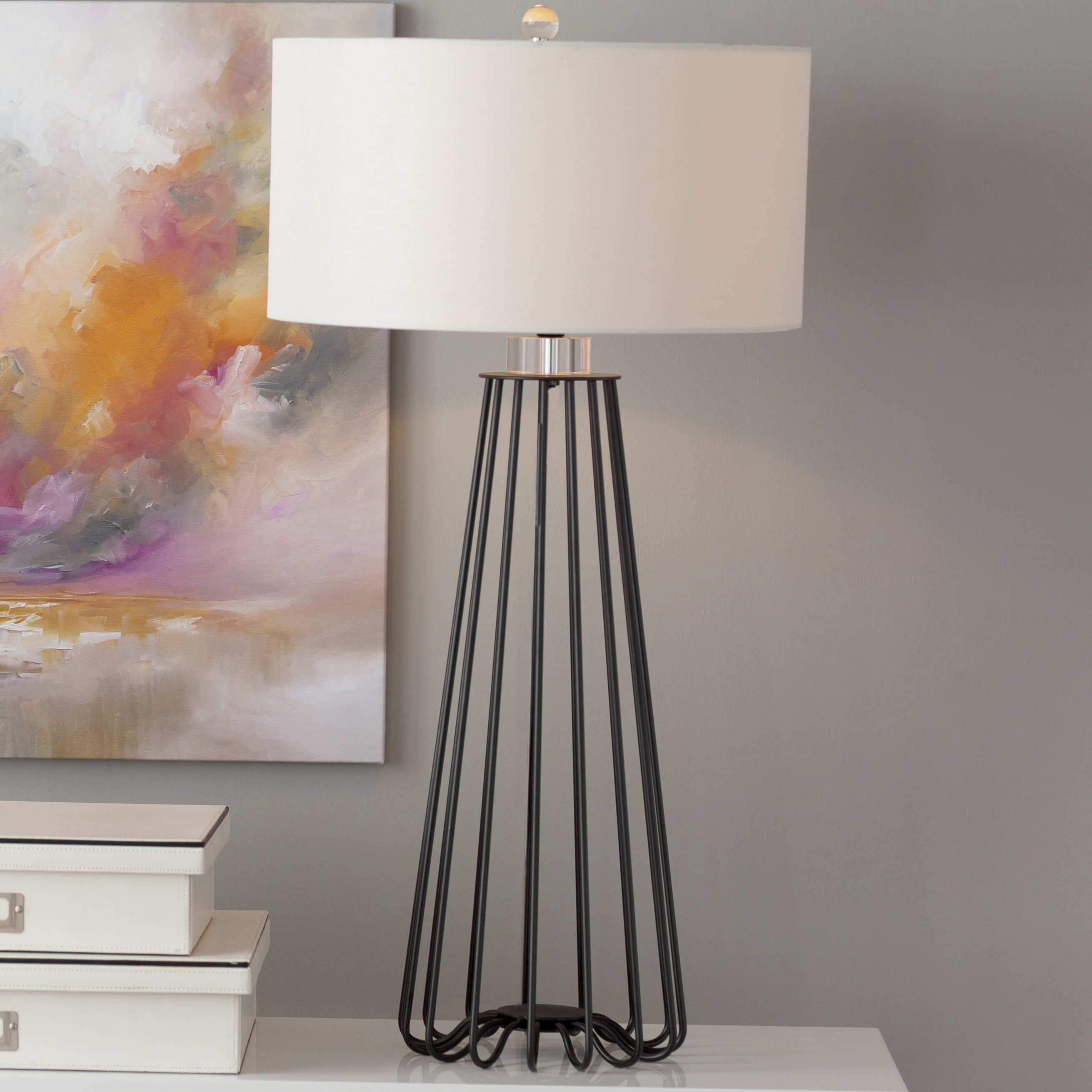 Extra Tall Table Lamps You Ll Love In 2020 Wayfair