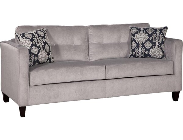 Cypress Upholstery Cypress Queen Sleeper Sofa by Mercury Row