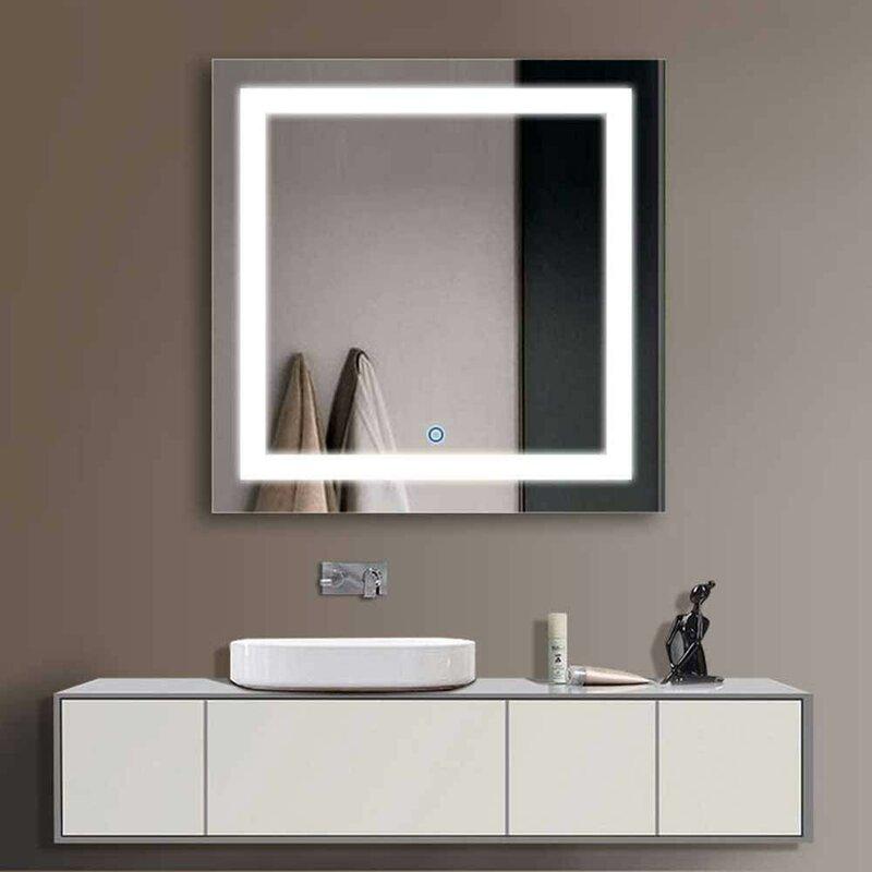 Isenhour LED Bathroom Mirror Light