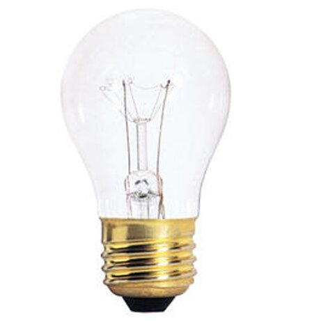 40W 130-Volt (2700K) Incandescent A15 Fan Bulb (Set of 31) by Bulbrite Industries