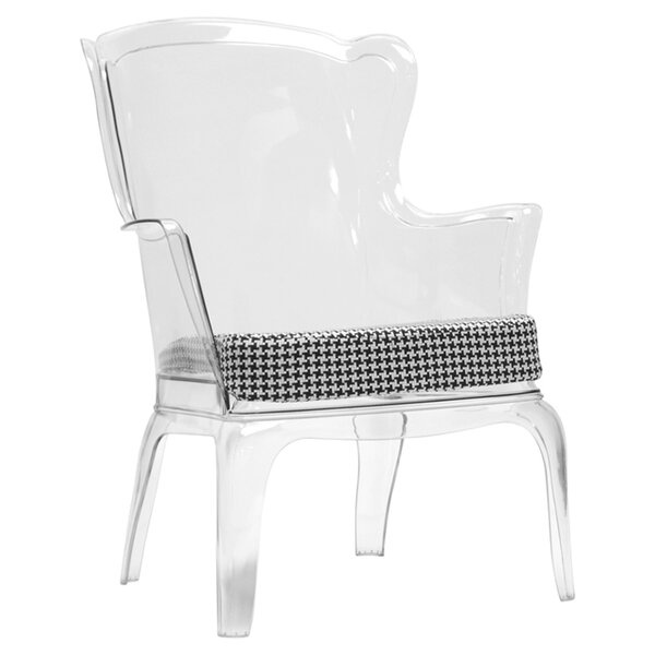 Fridley Wingback Chair by Everly Quinn