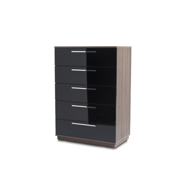 Connan 5 Drawer Standard Chest by Orren Ellis