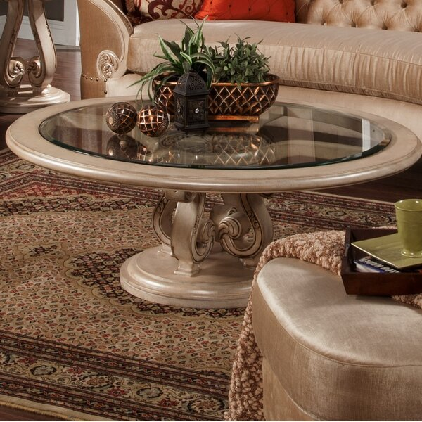 Oak Hill Coffee Table By Astoria Grand