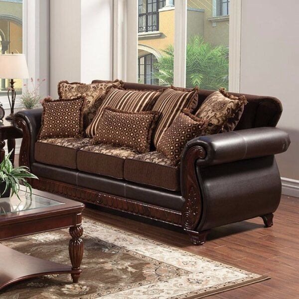 Famous Brands Backacre Sofa by Astoria Grand by Astoria Grand