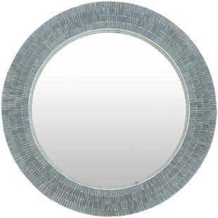 Highland Dunes Fabiana Wall Mounted Mirror