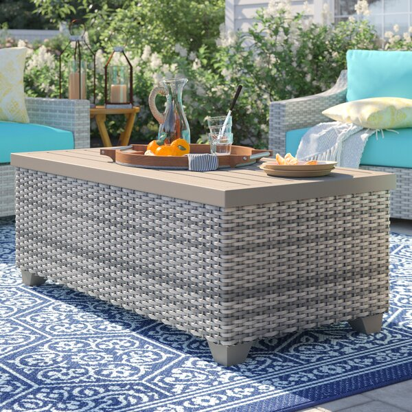 Falmouth Coffee Table By Sol 72 Outdoor