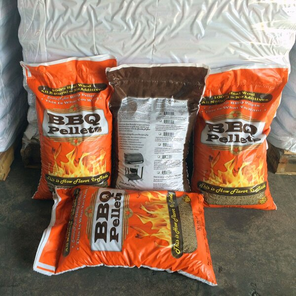 Pacific Alder BBQ Pellets by Tretco