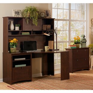 Reviews Fralick 3 Piece Reversible Desk Office Suite By Darby Home Co