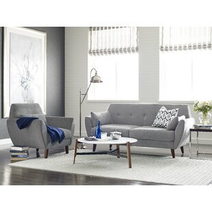 Artesia Configurable Living Room Set by Serta at Home