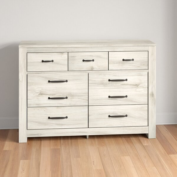 Polegate 7 Drawer Dresser By Three Posts Teen by Three Posts Teen #1