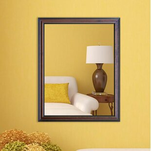 Darby Home Co Rectangle Wall Mirror