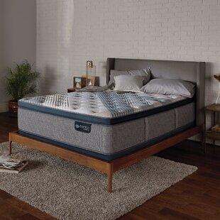 Shop iComfort 1000 14 Medium Pillow Top Hybrid Mattress and Box Spring By Serta