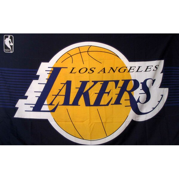 NBA Polyester 3 x 5 ft. Flag by NeoPlex
