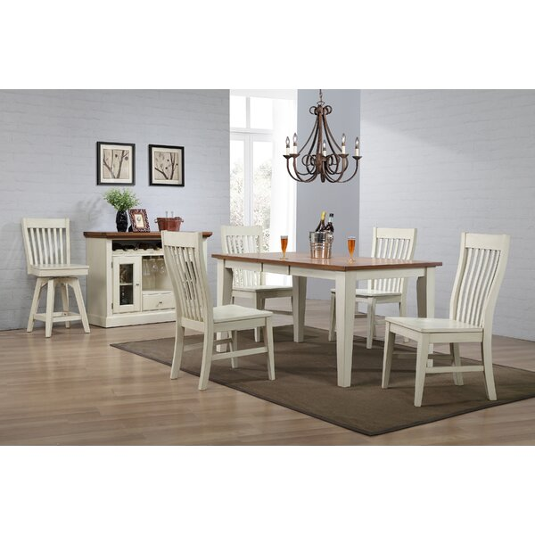 Yvonne Leg Dining Table by Gracie Oaks