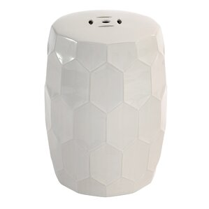 Filicia Ceramic Garden Stool