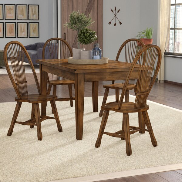 Koffler 5 Piece Dining Set by August Grove
