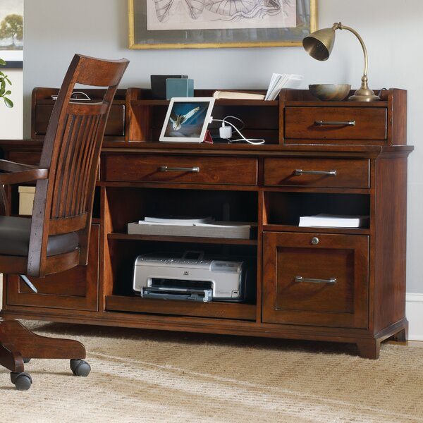 Wendover Credenza Desk by Hooker Furniture