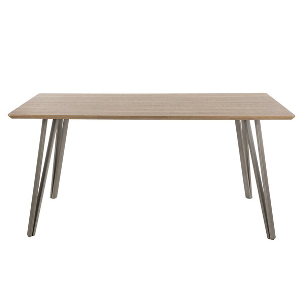 Pinnix Dining Table by Union Rustic
