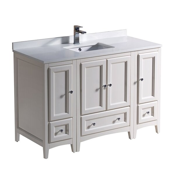 Oxford 48 Single Bathroom Vanity Set by Fresca